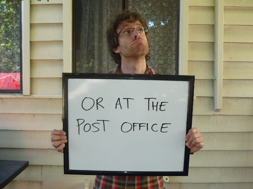 Or-At-The-Post-Office